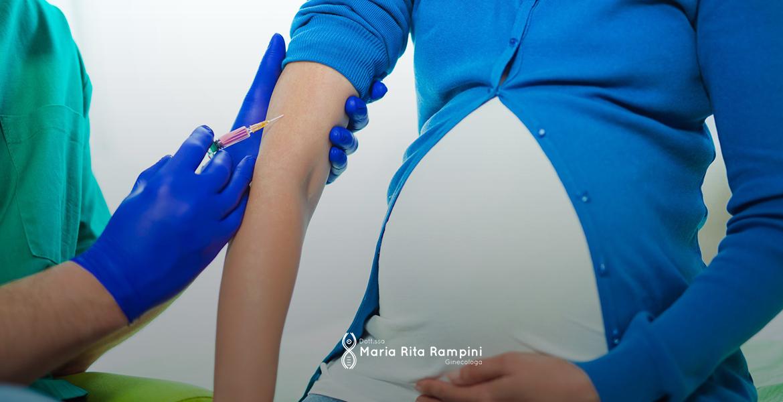 Vaccino Covid e gravidanza